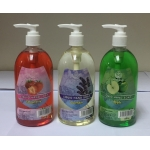 ZAM ZAM HAND LIQUID SOAP, (STRAWBERRY) 350gm