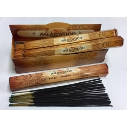 AGAR WOOD INCENSE STICK 6pk.of 20sticks each