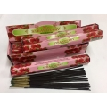 STRAWBERRY INCENSE STICK 6pk.of 20sticks each
