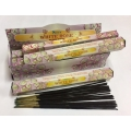 WHITE ROSE INCENSE STICK 6pk.of 20sticks each
