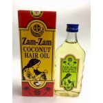 ZAM ZAM HAIR OIL COCONUT OIL 115ML