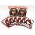 6pkt x 10gm. GLORY GOLD BURGUNDY HENNA FOR HAIR