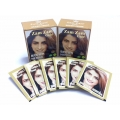 6pk x 10gm. ZAM ZAM GOLD BROWN HENNA, FOR HAIR