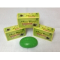 3pcs,ZAM ZAM ALOE VERA SOAP 85gm.Each