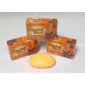 3pcs,ZAM ZAM SANDAL WOOD SOAP 85gm.Each