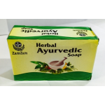 3pcs,ZAM ZAM AYURVEDIC SOAP 85gm.Each