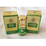 ZAM ZAM PERFUME OIL BASE (KASTURI) 3ML