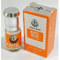 ZAM ZAM PERFUME OIL BASE (KASTURI PUTIH) 3ML