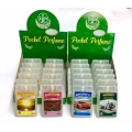 Pocket 18ml Spray Perfume (4 Fragrance)
